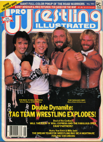 Cover boys: Their good looks and flashy style made the Rock n Roll and the Fabs two gimmicks hard to Teen Beat.